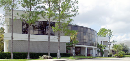 Colleges In South Florida >> Library Highlands Campus