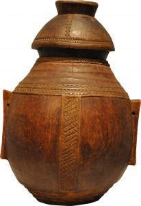 Wood jug_Somalia