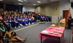 SFSC Breast Cancer Event