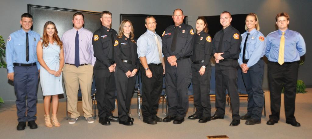 SFSC Fire Grads Apr 11