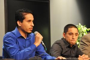 Juan Guerrero and Greg Rawlings