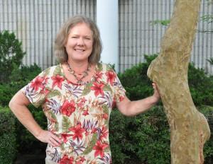 Dr. Kimberly Batty-Herbert on the SFSC Highlands Campus.