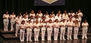 Graduates pledge service to healing