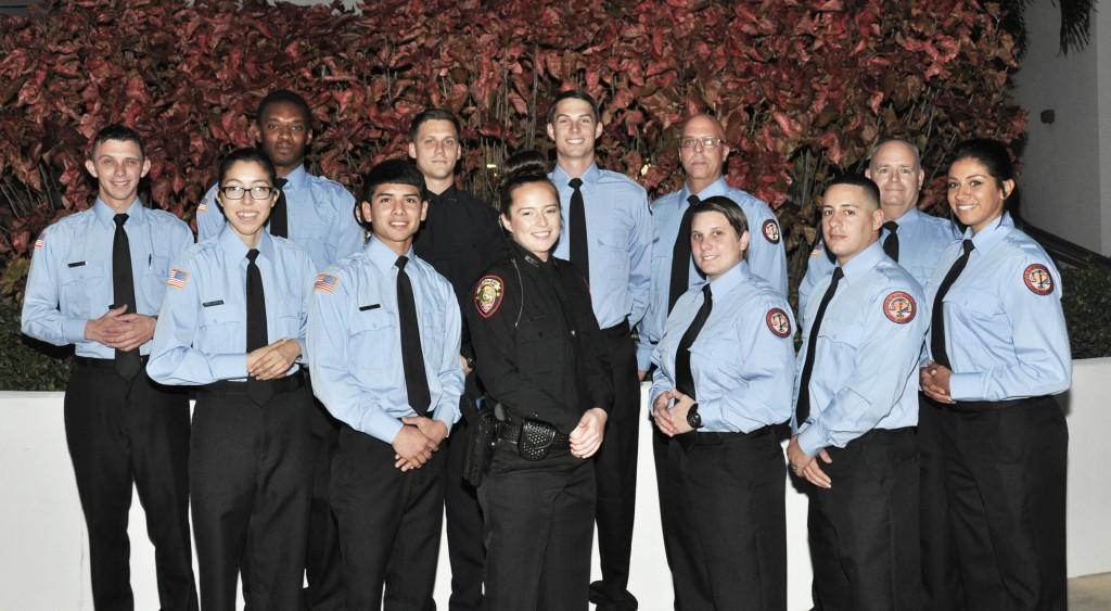 SFSC Basic Law Enforcement Class 250
