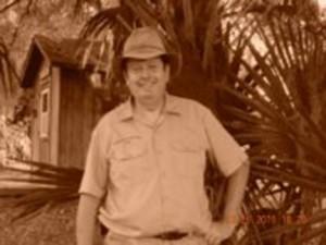 Cattle rancher John Skipper.