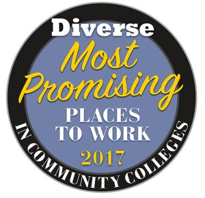 Most Promising Place to Work logo