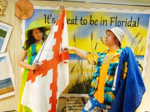 Scene from Florida Treasures