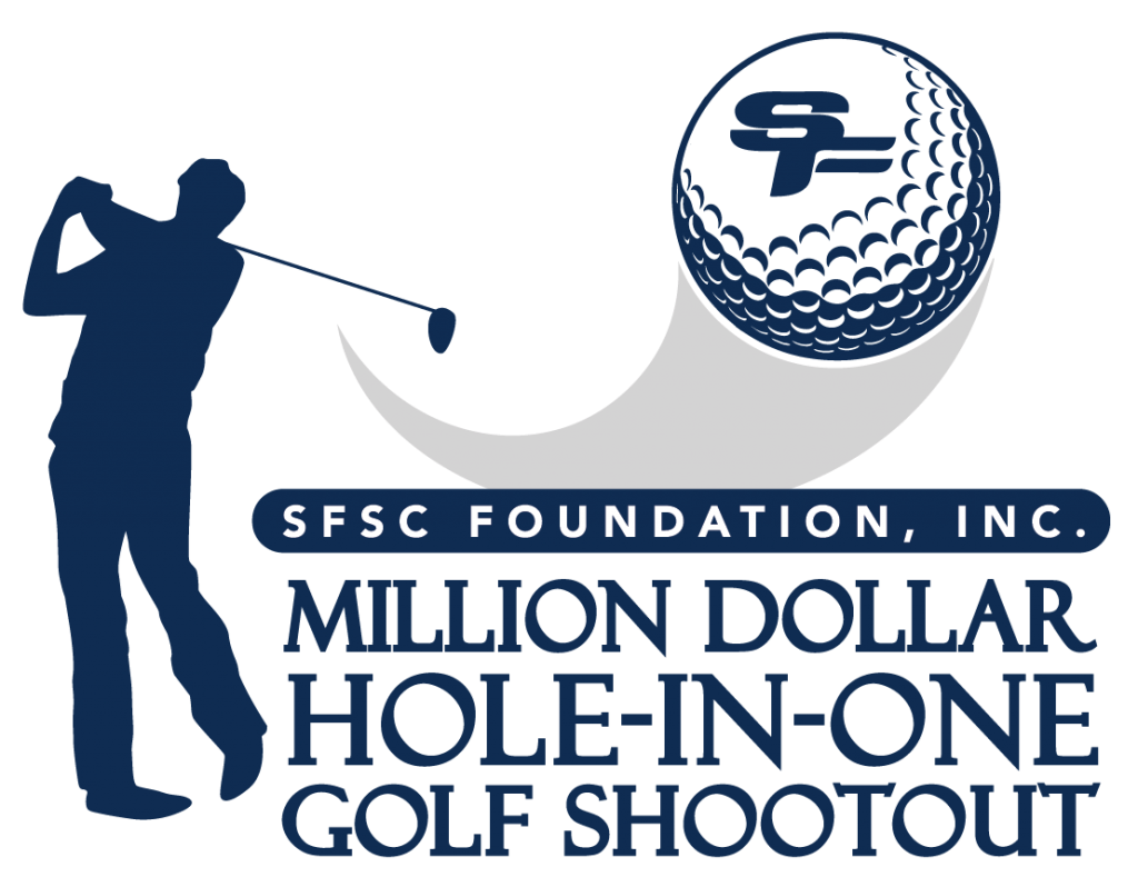 Million Dollar Hole-in-One Golf Shootout Logo