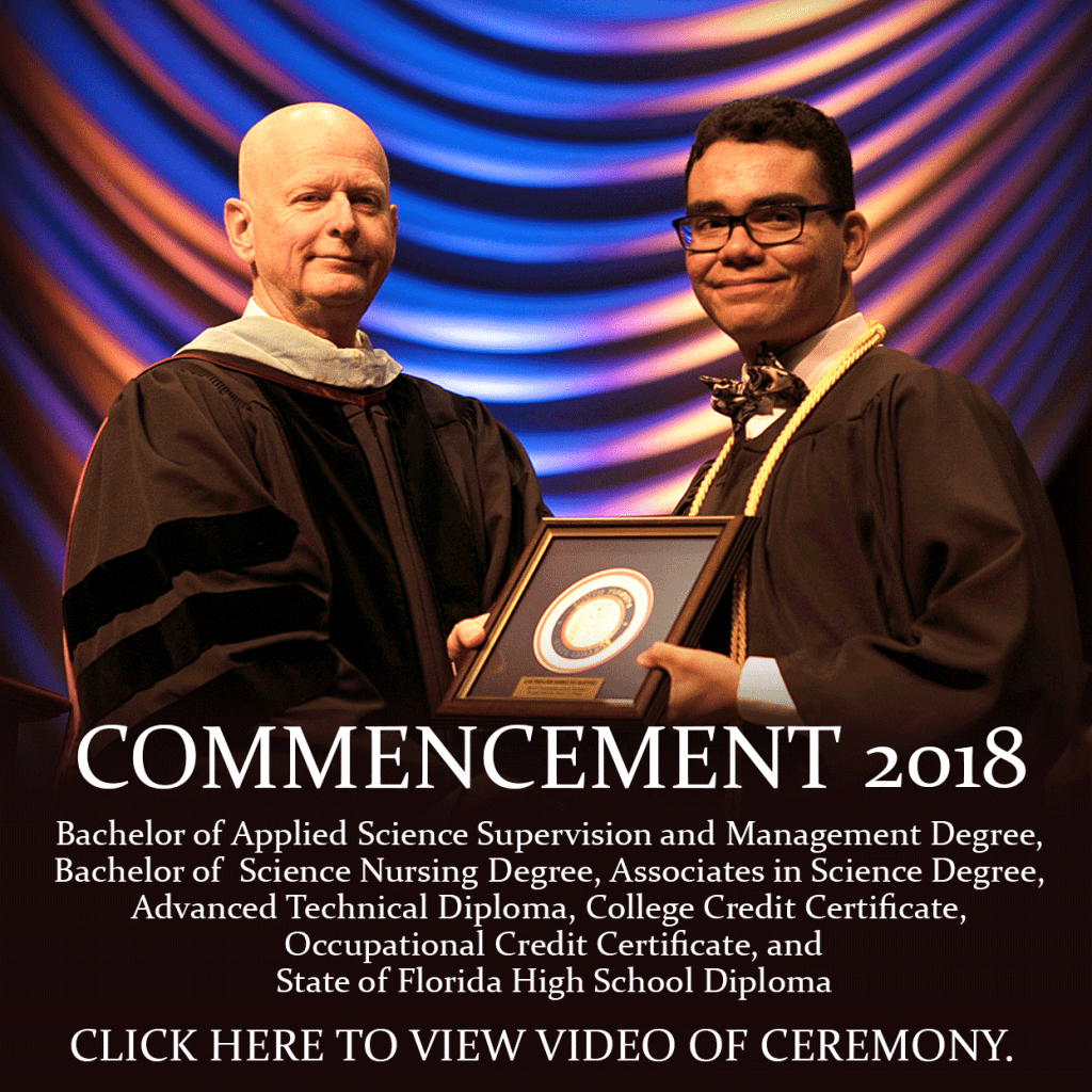 Commencement 2018. Ceremony B, 7:45 p.m. Click here to view video of ceremony.