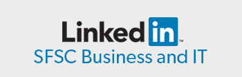 Visit the Linkedin page of SFSC's IT programs.