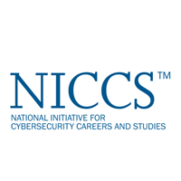 Endorsed by NICCS, the National Initiative for Cybersecurity Careers and Studies