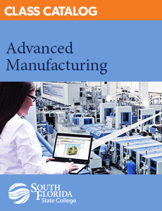 Class Catalog: Advanced Manufacturing