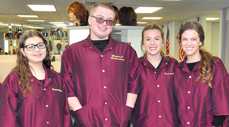 The Cosmetology Clinic serves the public.