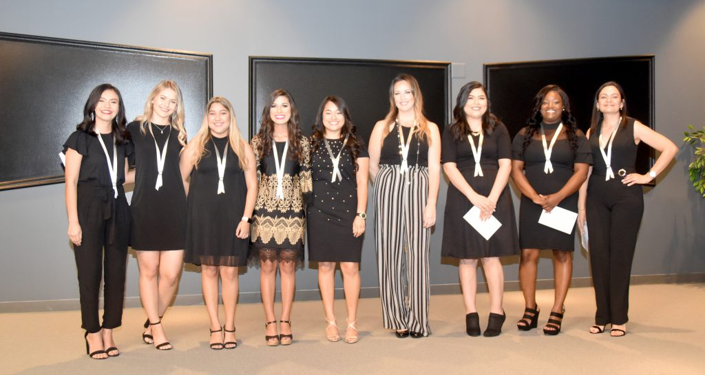 Dental Hygiene Graduates Honored at Pinning Ceremony