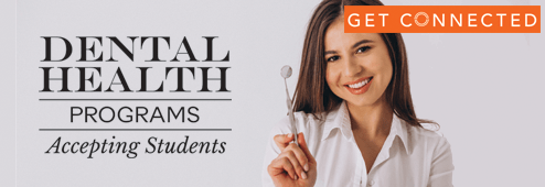 Click here to go to the dental hygiene and dental assisting web pages.