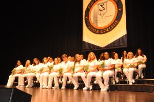 Photo of Practical Nursing Graduates