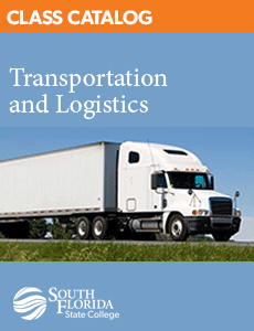 Class Catalog: Transportation and Logistics