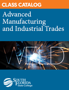 CCE Catalog for Advanced Manufacturing and Industrial Trades