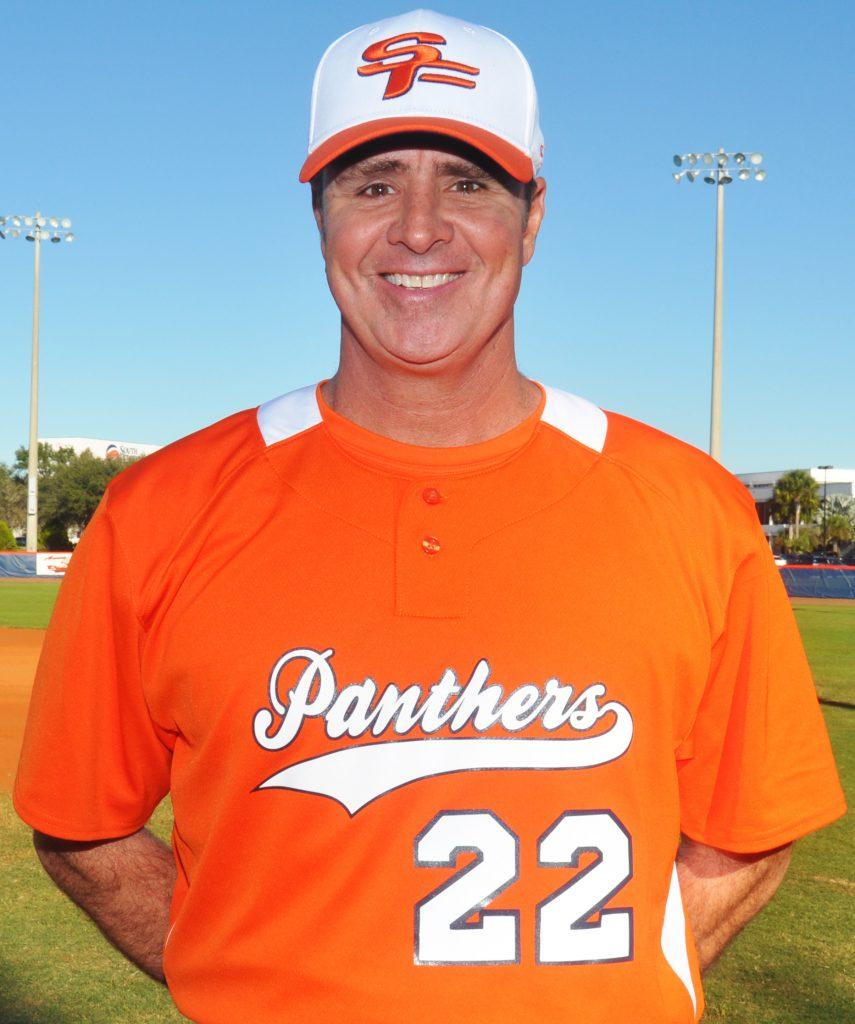 Head Baseball Coach Rick Hitt