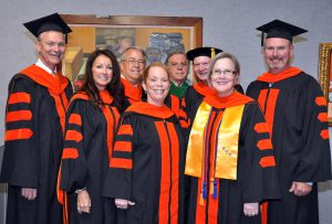 The SFSC District Board of Trustees