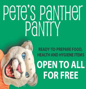 Pete's Panther Pantry Image