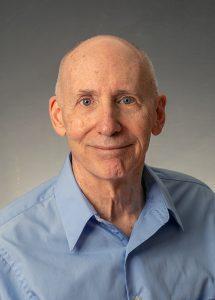 Retiree Dr. Peter Hamlett