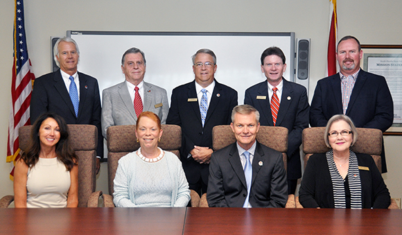 The 2020 District Board of Trustees