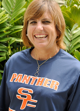 Cross Country Coach Christi Bobo