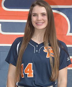 Paige Pilon, No. 14