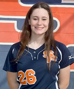 Hayley Zimmerman, No. 26