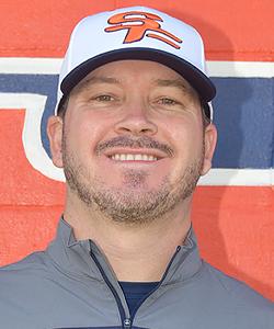 Assistant Coach Brad Crone