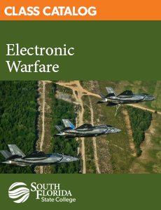 Class Catalog: Electronic Warfare