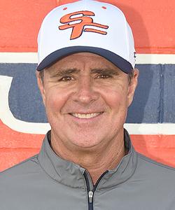 Head Coach Rick Hitt