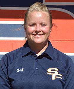 Assistant Coach Angie Sandmann