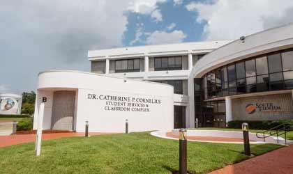 Catherine P. Cornelius Student Services Center