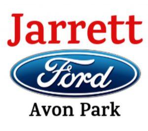 Jarrett Ford in Avon Park is a silver sponsor
