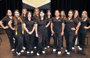 photo of Dental Assisting class 2021
