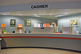 Cashier's Office