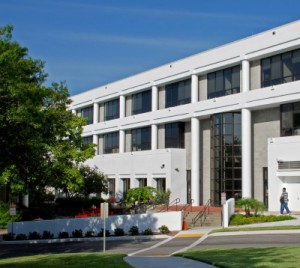 A photo of Building B, SFSC Highlands Campus