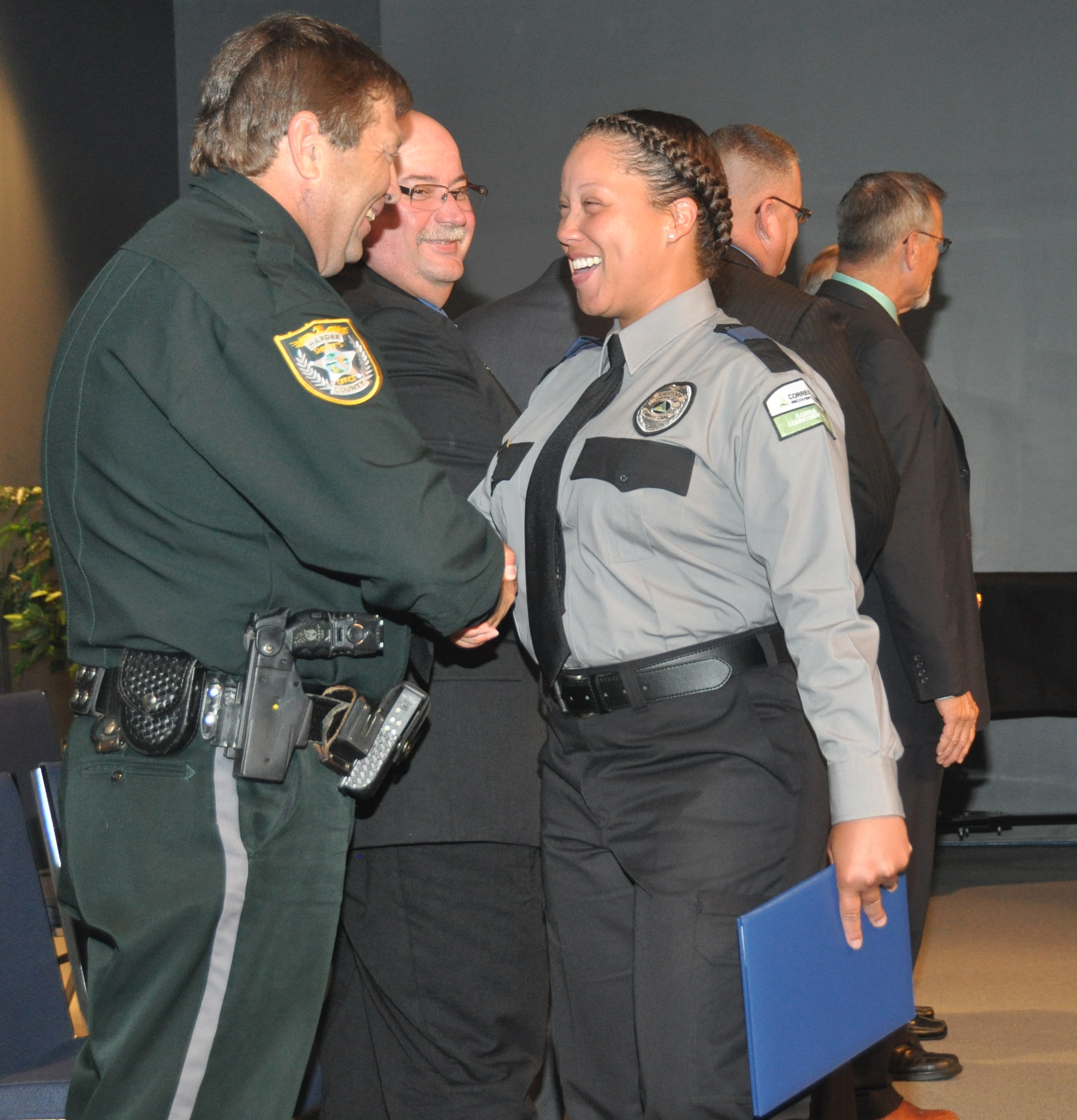SFSC Graduates New Correctional Officers - South Florida ... Pictures Of Corrections