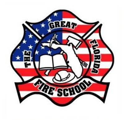 Great Florida Fire School logo