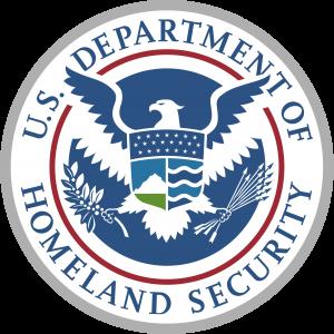 US Department of Homeland Security Website