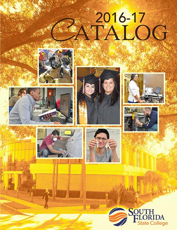 College Catalog Cover 2016-2017