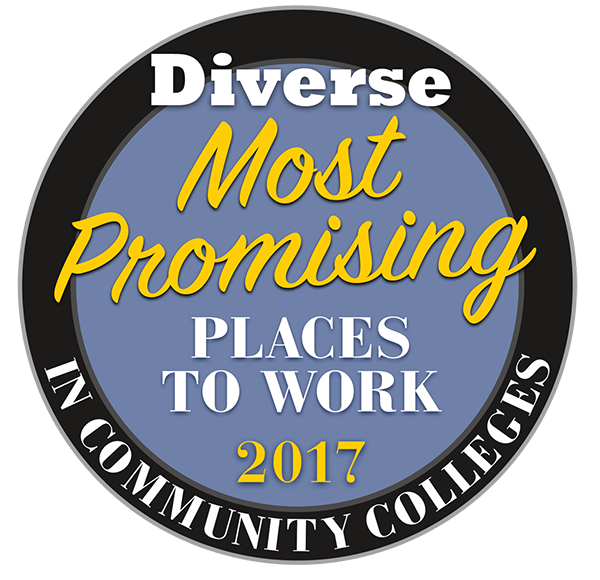 Diverse Magazine: Most Promising Places to Work 2017 in Community Colleges