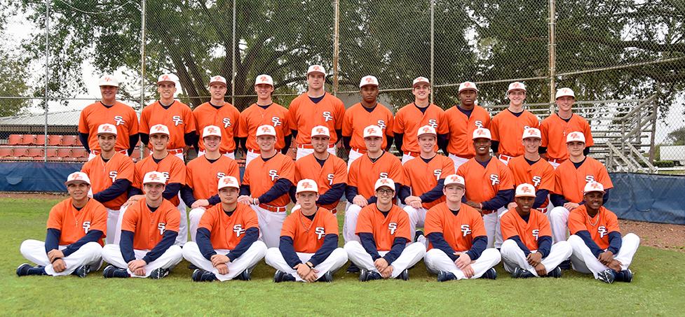 2018 Panther Baseball Team