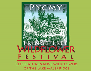 Pygmy Fringe Tree Wildflower Festival