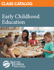 Class Catalog: Early Childhood Education