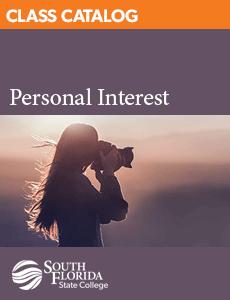 Class Catalog: Personal Interest