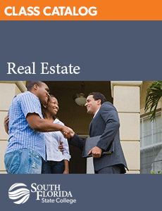 Class Catalog: Real Estate