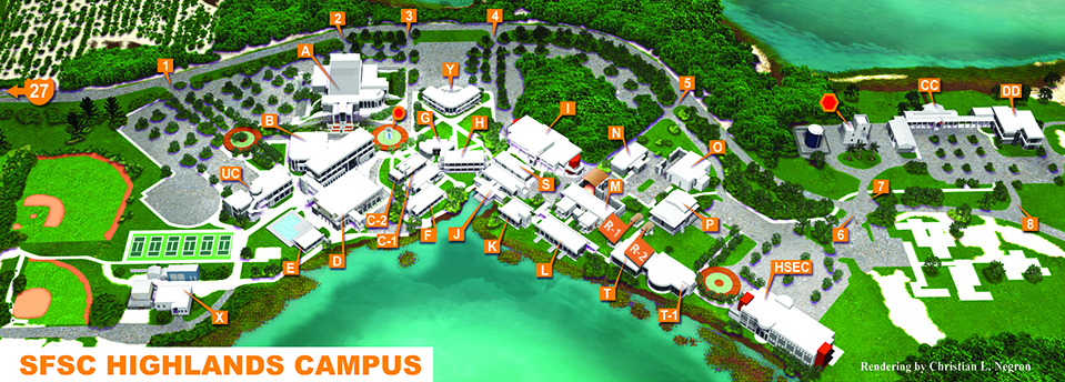 Colleges In South Florida >> Maps Directions